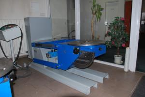 Programem řízené polohovadlo WESTAX typ WXT-80 smax. nosností 800 kg