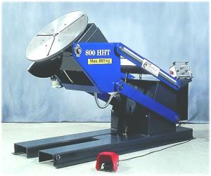Polohovadlo NEW-FIRO 800HHT s max. nosností 800 kg