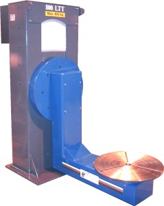 Stolové tříosé polohovadlo LTT 800 smax. nosností 800 kg