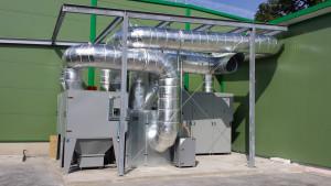 Filtrační jednotka GM9V