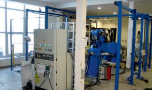 Závěrečná montáž robotizovaného pracoviště na naší dílně